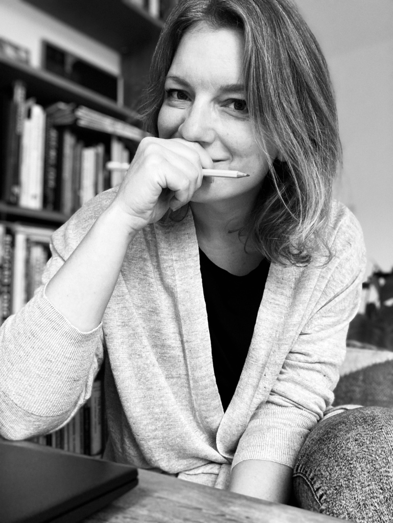 Sarah Simpkin, a London-based writer and editor, Editorial Content